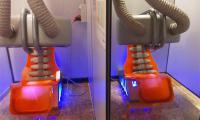 Solarium Viso - Per un'abbronzatura mirata al volto, decolleté, braccia e mani